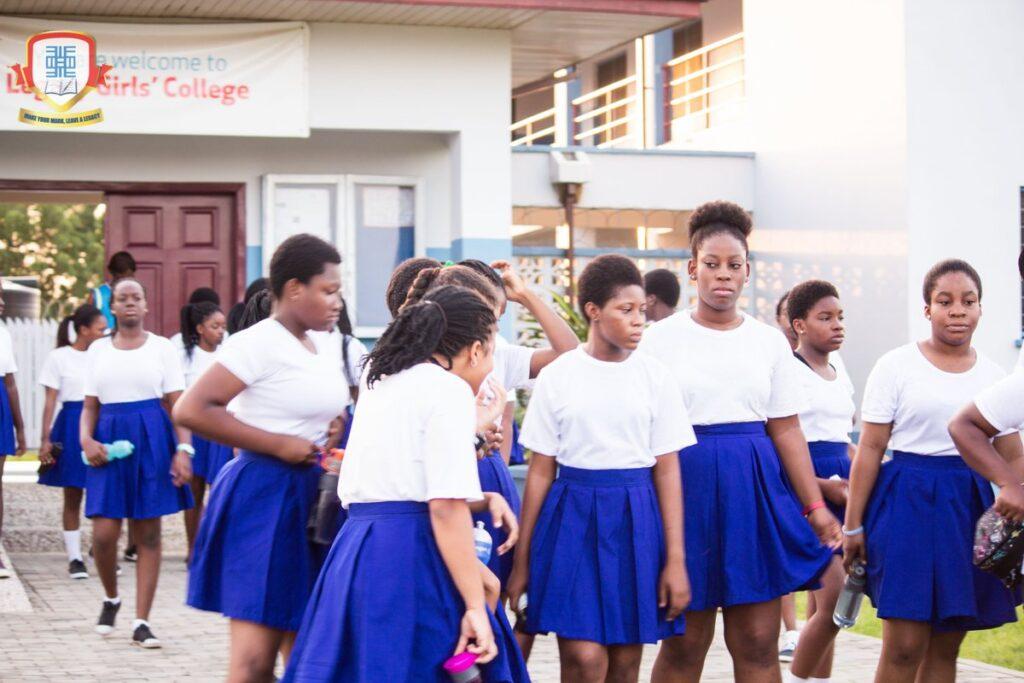 wassce 2021 girls