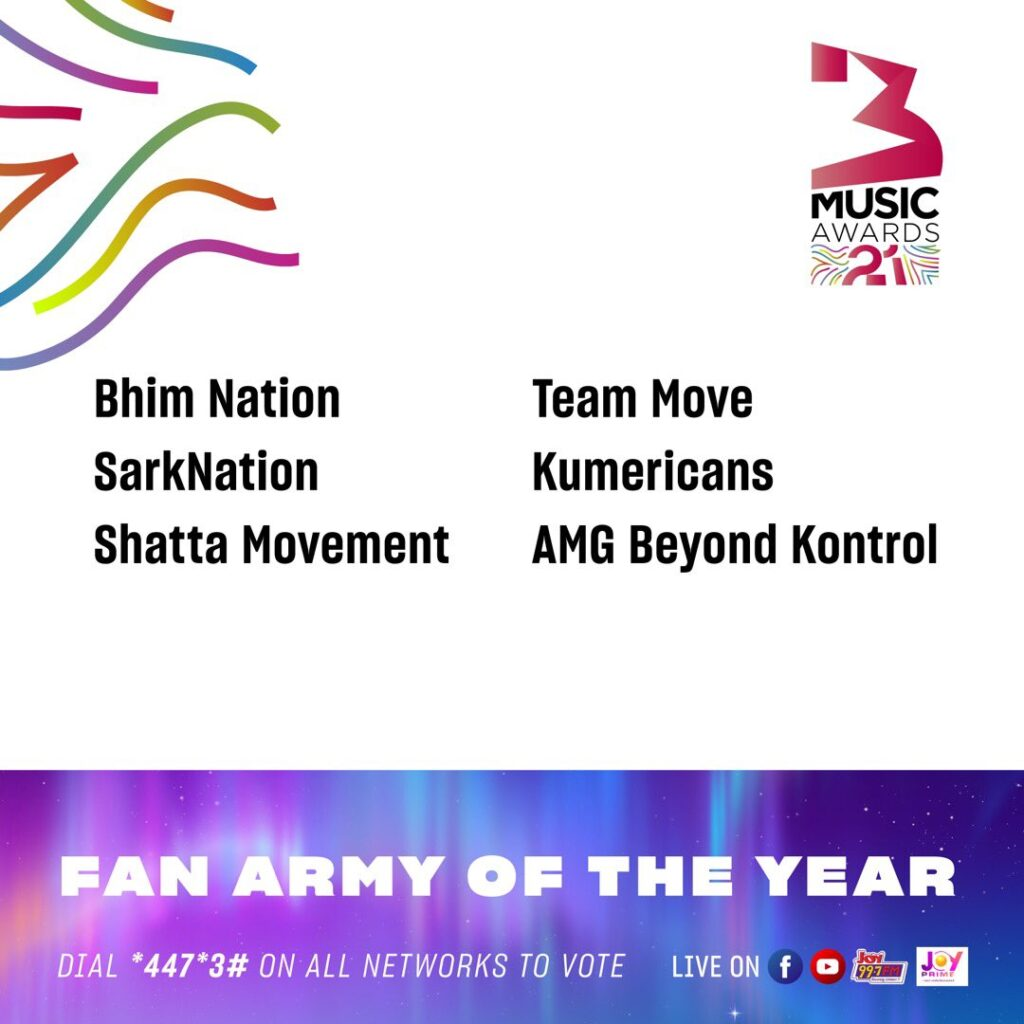 FAn army of the year
