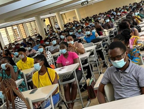 KNUST Virtual Matriculation