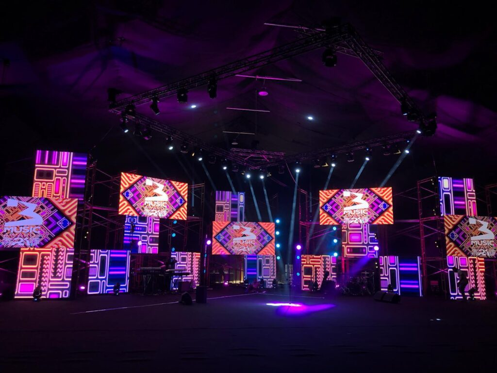 The 4th annual 3MusicAwards