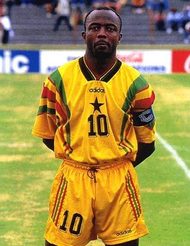 Abedi Pele (Ghana)🇬🇭