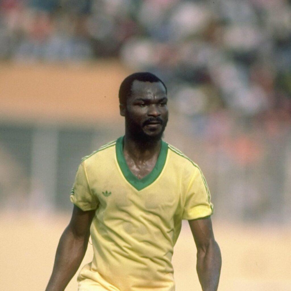 Roger Milla (Cameroon)🇨🇲