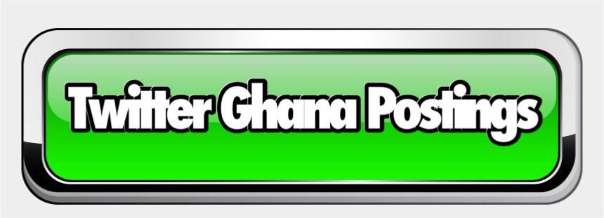 Twitter job postings in Ghana