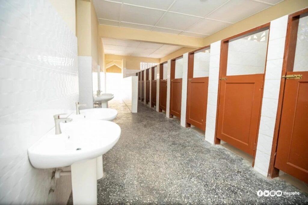 Pentecost Prison washroom