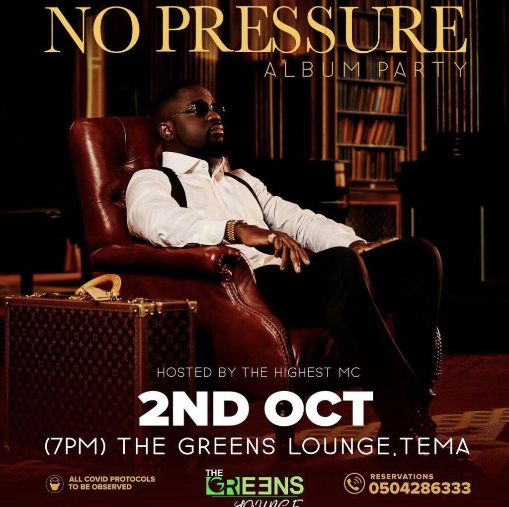 No Pressure Party